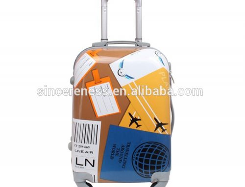 pc trolley luggage bags cases