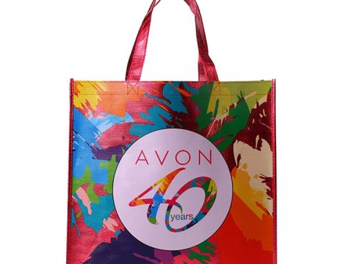 China Factory Promotional Custom PP Non Woven Shopping Bag