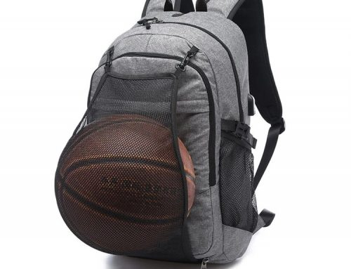 Business Laptop With USB Charge Port, Basketball Backpack Manufacturers China